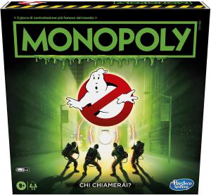 Gioco di società: MONOPOLY Ghostbusters Edition by Hasbro