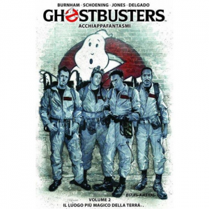 Fumetto: GHOSTBUSTERS - VOL.2 (ITA) by Flamival