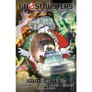 Fumetto: GHOSTBUSTERS - VOL.3 (ITA) by Flamival
