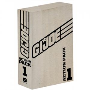 Fumetto: G.I. JOE ACTION PACK (3 volumi + dog tag) (ITA) by BD