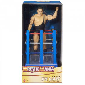 WWE WrestleMania: ANDRE THE GIANT Limited Edition by Mattel