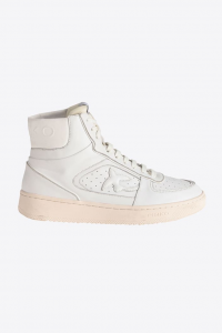 SHOPPING ON LINE PINKO HIGH BASKET SNEAKERS COLOR HARLOW  NEW COLLECTION WOMEN'S FALL/WINTER 2022