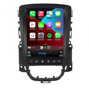 ANDROID autoradio navigatore per Opel Astra J 2009-2015 stile tesla CarPlay Android Auto GPS USB WI-FI Bluetooth 4G LTE