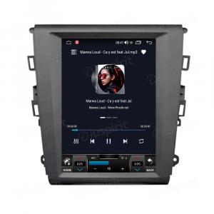ANDROID autoradio navigatore per Ford Mondeo 2014-2019 stile tesla CarPlay Android Auto GPS USB WI-FI Bluetooth 4G LTE