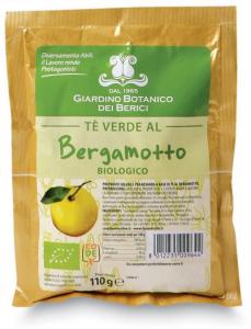 GIARDINO BERICI TE VERDE/BERGAMOTTO