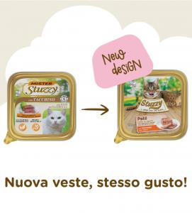 Stuzzy Cat - Patè - Adult - 32 vaschette 100 g