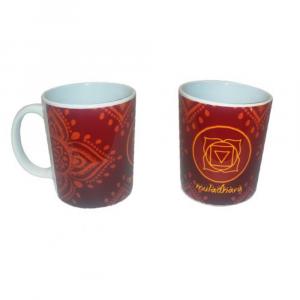 Tazza in ceramica & Tisana in foglie Muladhara - Chakra 1°