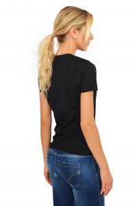 T-shirt Girocollo con Oblò