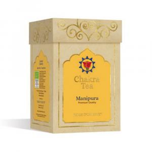 Tazza in ceramica & Tisana in foglie - Manipura - Chakra 3°