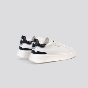 Sneaker Snik White Ink Womsh