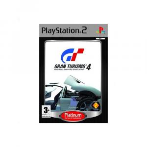 Gran Turismo 4 - Platinum - usato - PS2