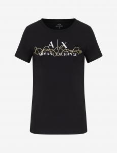 T-shirt donna ARMANI EXCHANGE con logo