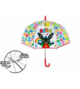 Ombrello Bing trasparente 42/8