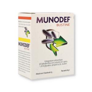 MUNODEF 12 BUSTINE