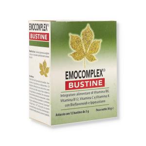 EMOCOMPLEX 12 BUSTINE