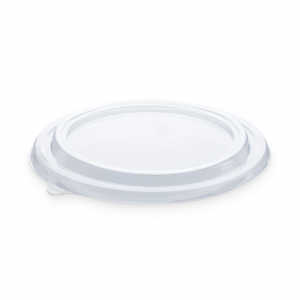 Coperchi bio trasparenti per contenitore insalate 1000ml
