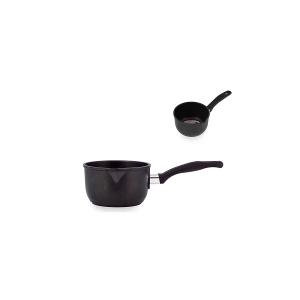 ANTIK ARS Casseruola fondo antiaderente granchef 1 manico cm16 Pentole Cucina