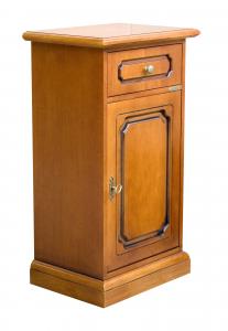 Meuble téléphone table d'appoint classique