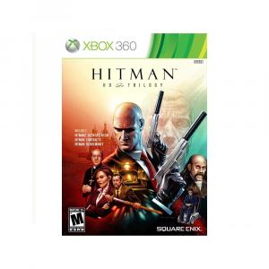 Hitman HD Trilogy - usato - XBOX 360