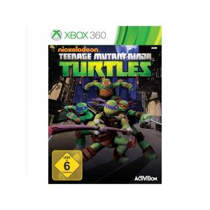 Teenage Mutant Ninja Turtles - usato - XBOX 360