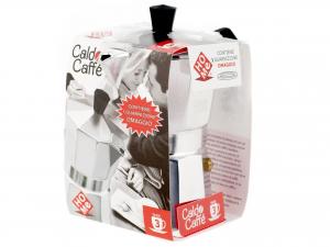 HOME Caffettiera Express Alluminio Caldo Caffà ¨ Tazzine 3