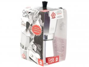HOME Caffettiera Express Alluminio Caldo Caffà ¨ Tazzine 6