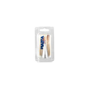 PIAZZA Confezione 2 Cornetti Inox Liscio 06 Pasticceria