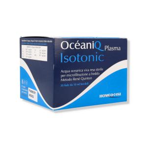 OCEANIQ PLASMA ISOTONIC 24 FIALE