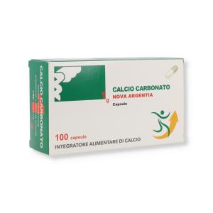CALCIO CARBONATO 100 CPS