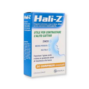 HALI-Z 30CPR OROSOLUBILI