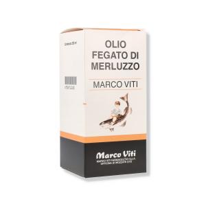 OLIO FEGATO MERLUZZO 200 ML