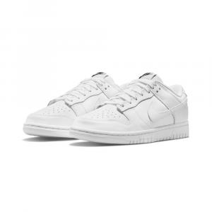 Nike Dunk Low Triple White