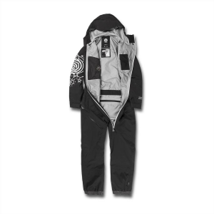 Giacca Volcom Jamie Lynn Gore-Tex Tuta Snowboard