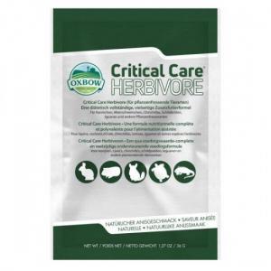 CRITICAL CARE ERBIVORI 36GR