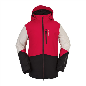 Giacca Volcom Stretch Gore Jacket Red