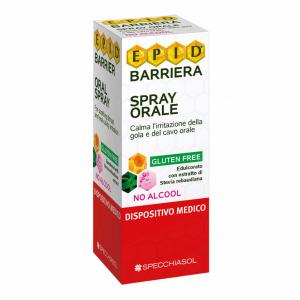 EPID BARRIERA SPRAY ORALE NO ALCOOL - DISPOSITIVO MEDICO A BASE DI PROPOLI