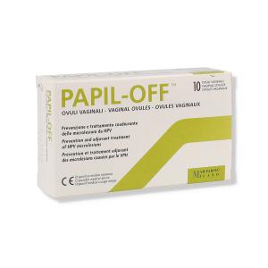 PAPIL-OFF OVULI VAGINALI 10PZ