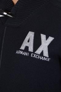 Maglione uomo ARMANI EXCHANGE con alamari