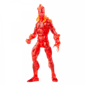 *PREORDER* Marvel Retro Collection Fantastic Four: THE HUMAN TORCH by Hasbro