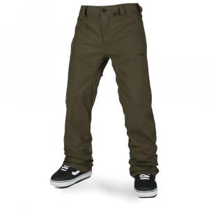Pantaloni Snowboard Volcom Freakin Chino Green