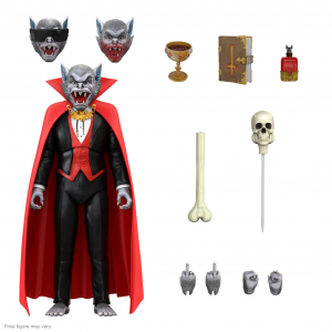 *PREORDER* The Worst Ultimates: BATULA by Super 7