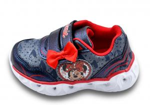 Scarpe Minnie con luci Bambina dal 24 al 32 Disney Autunno Inverno 2021 2022