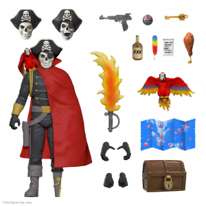 *PREORDER* The Worst Ultimates: CAPTAIN DEADSTAR by Super 7