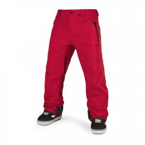 Pantaloni Snowboard Volcom Guide Gore-Tex Red