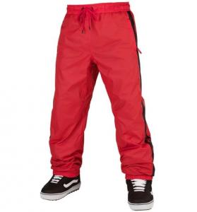 Volcom Snowboard Slashlapper Pant Red