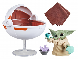 Star Wars The Mandalorian Bounty Collection: GROGU'S HOVER-PRAM PACK by Hasbro