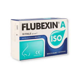 FLUBEXIN A ISO 10 FIALE