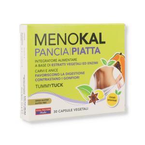 MENOKAL PANCIA PIATTA 30 CPS