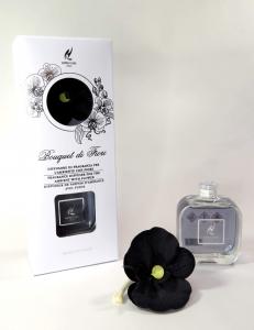 Profumatore con orchidea Orchidea nera