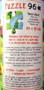 Puzzle La foresta Moulin Roty
